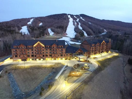 Burke Resort in Vermont's Northeast Kingdom.
