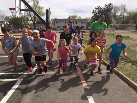 Physical activity is woven into our program to develop