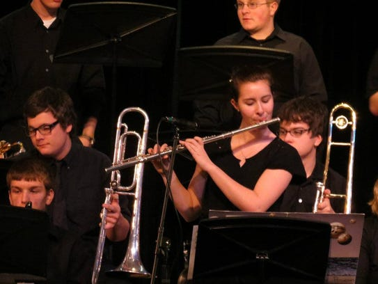 Students from the Wausau Conservatory of Music will