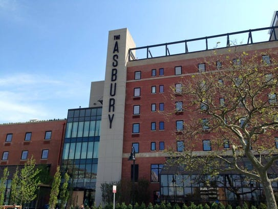 The Asbury Hotel has been selected the best new hotel
