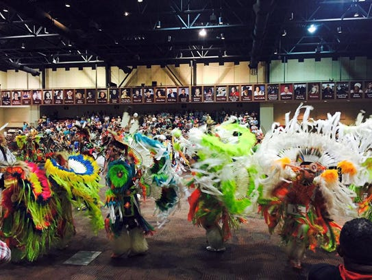The Tunica-Biloxi tribe will host its 22nd annual Pow