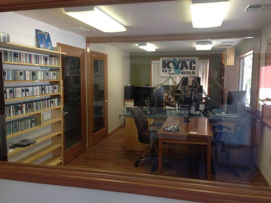 KYAC radio station in Mill City has been awarded a
