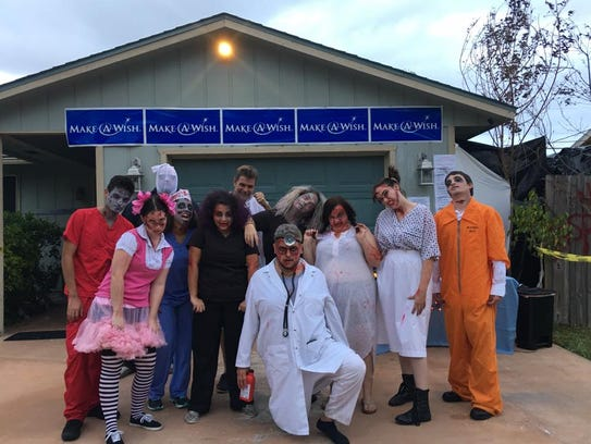 Get a true haunted house experience this Halloween