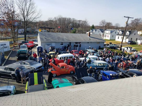 The Toys For Tots Hot Rod Gathering will be held on