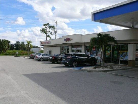Port St. Lucie police found a credit card skimmer at