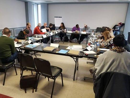 CO.STARTERS Facilitators Training