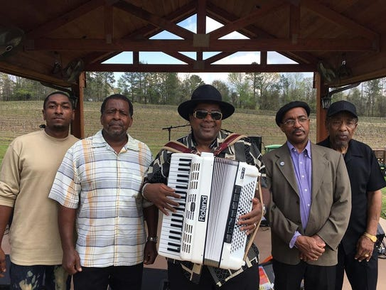 Nathan Williams & the Zydeco Cha Chas will perform