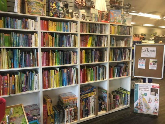 Once Upon a Child, a resale store focused on buying
