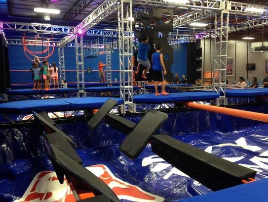 Sky Zone trampoline park opens in Rockledge