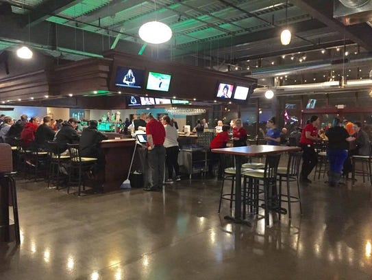Wausau Riverfront Entertainment Center Opened