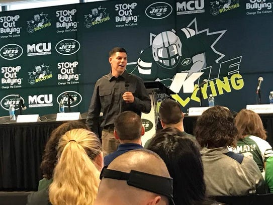 Educators learn anti-bullying tips at Jets symposium