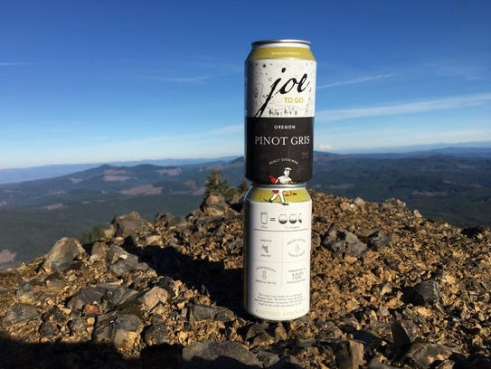 Joe to Go comes from Dobbes Family Winery and Wine