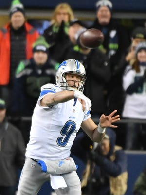 In 2014, the Lions had one of the NFL's most formidable defenses, finishing in the top five in both in yardage and points. But the offense, led by Matthew Stafford under the tutelage of first-year offensive coordinator Joe Lombardi, was middling.