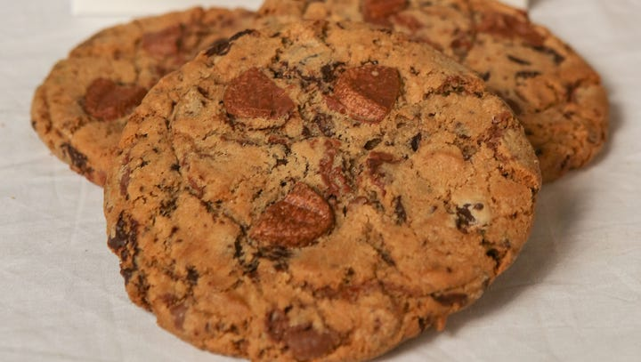"""""""Really Good Chocolate Chip Cookies,"""" available at"""