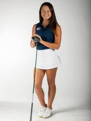 Kim Egozi, Estero, Golf, All-Area