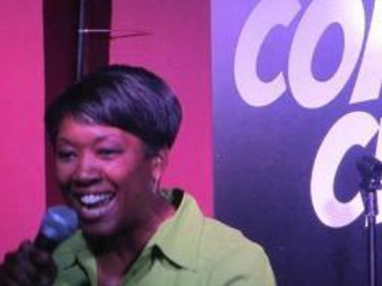 South Jersey comedian LaTice Klapa