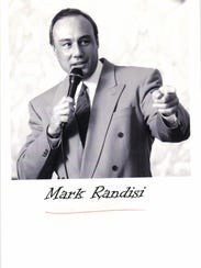 Mark Randisi will bring his Frank Sinatra-inspired