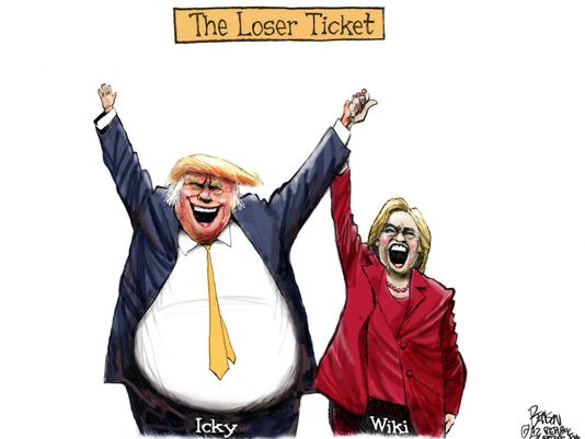 The Loser Ticket