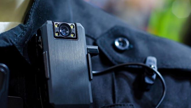 The Middletown Town Council is aiming to outfit officers in the town's police department with body camera.