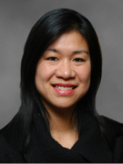 Tina Chang, MPS Foundation board member and CEO of