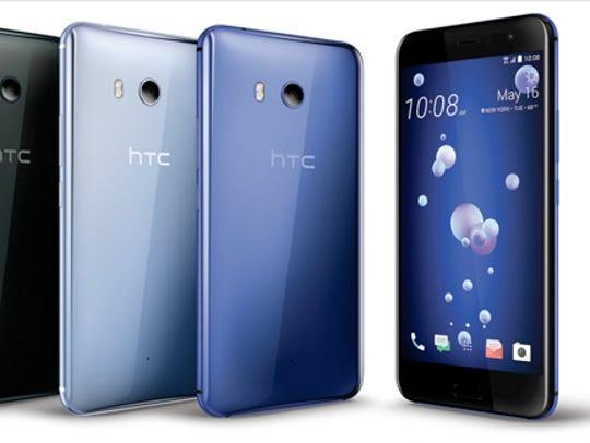 HTC's U11.