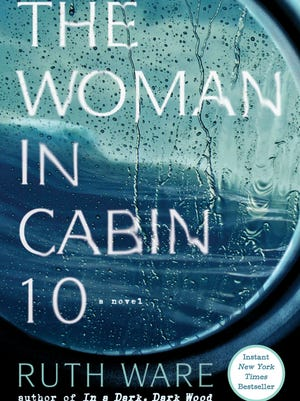 'The Woman in Cabin 10' by Ruth Ware