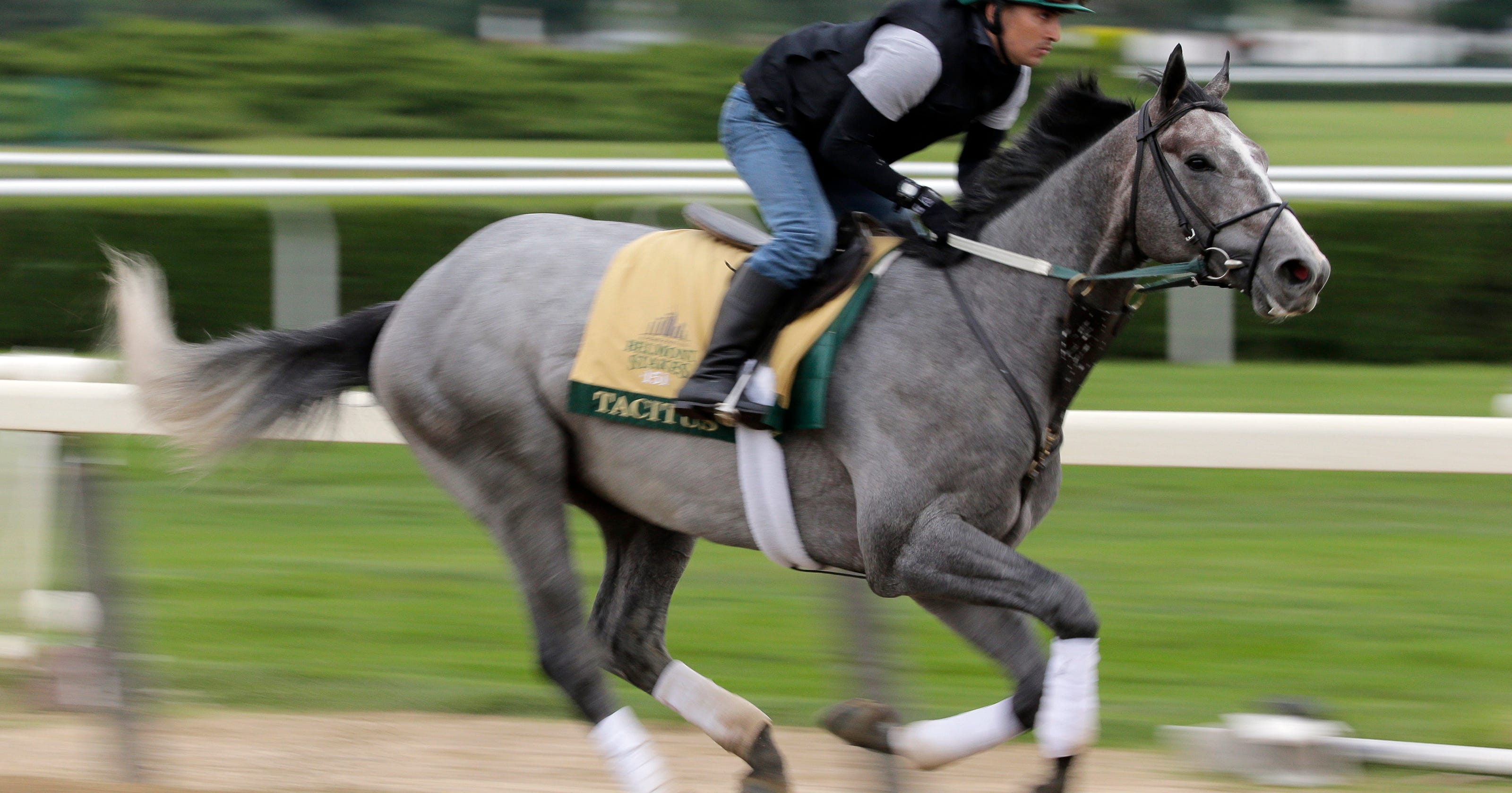 Belmont Stakes: Post time, odds, favorites and how to watch