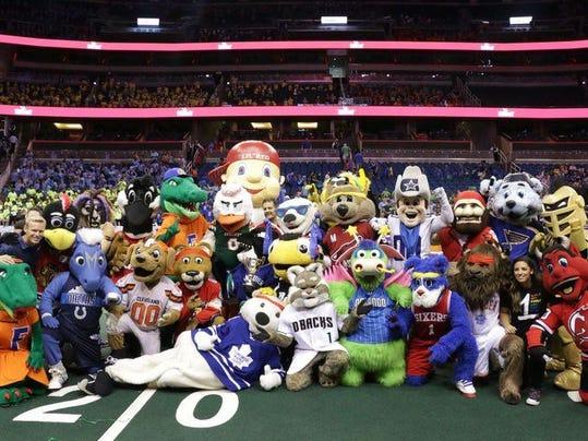 Celebrity Mascot Games | EventGuide Orlando