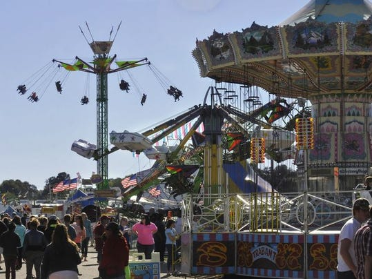 From deep fried to thrill rides: The fair returns to ...  |Alabama Fair Rides