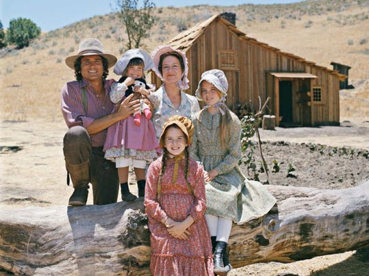 Michael landon s emotional little house legacy for The landon house