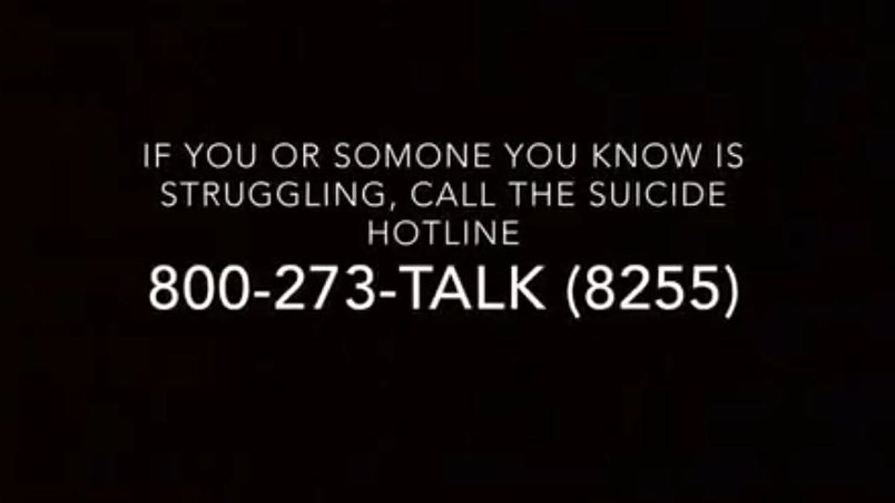 Get help: Suicide prevention resources