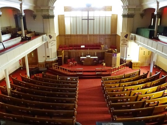 Grace United Methodist Church will have a 175th anniversary celebration during worships services at 11 a.m. April 12. Longtime church members will be honored, Bishop John Hopkins will speak and a commemorative anthem by Tom Havelka will be played.