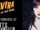 Elvira, the Mistress of the Dark, has her farewell