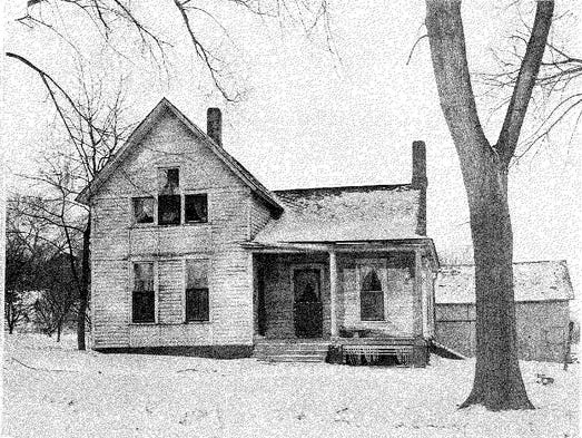The house in which the Villisca ax murders took place.