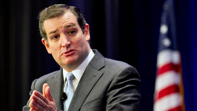 Sen. Ted Cruz, R-Texas.