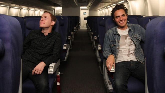 DJ duo Classixx. Tyler Blake (left) and Michael David. Credit: Deckstar.