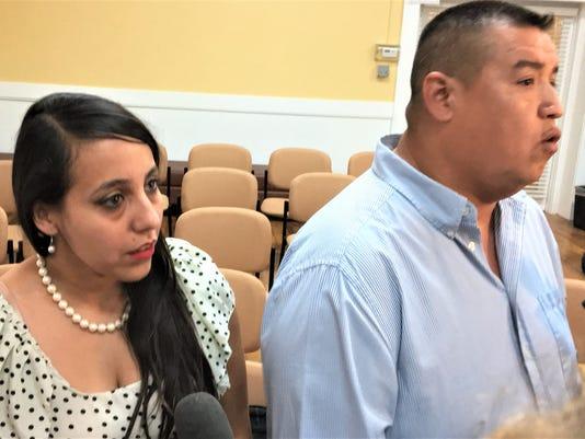 Socorro Texas Mayor Elia Garcia police chief dash-cam video investigation