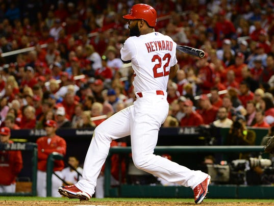 USP MLB: NLDS-CHICAGO CUBS AT ST. LOUIS CARDINALS S [BBA OR BBN] USA MO