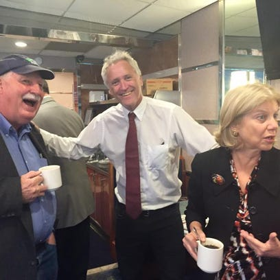 The Journal News/lohud coffee chat in Yonkers