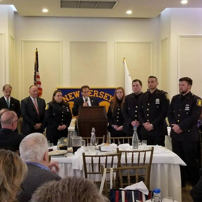 Yonkers Police Captain Andrew Lane, Police Officer