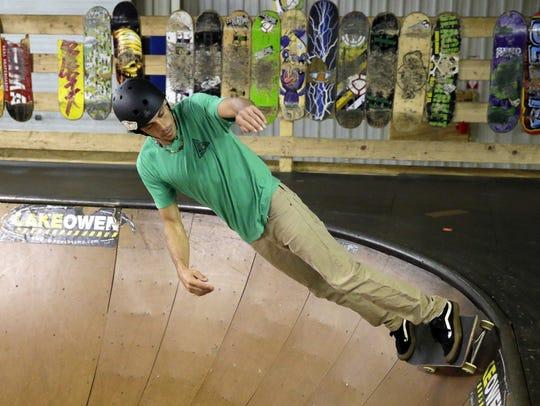 Brian Schroeder, Green Bay Action Sports Organization