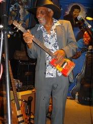 Mac Arnold brings his band Plate Full O' Blues and