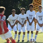 Action from Tuesday's game between New Paltz High School and Red Hook.