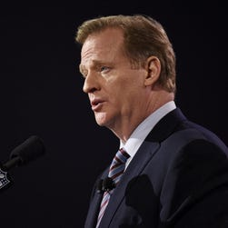 Roger Goodell wasn't in court on Wednesday, but still got zinged by a judge.