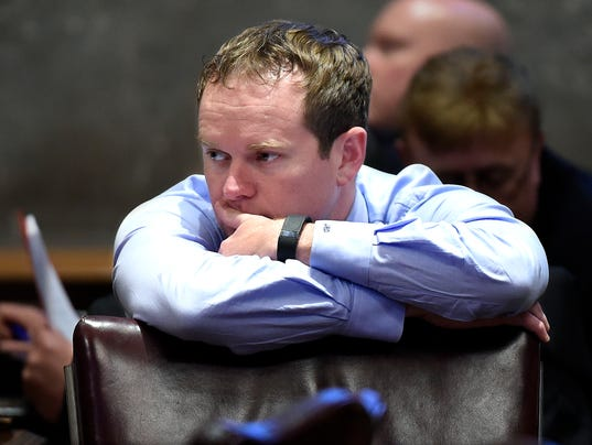 Tennessee Ethics Commission to review Jeremy Durham case this week