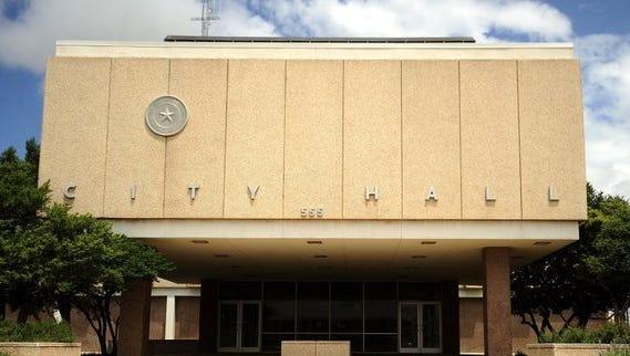 Abilene's City Hall