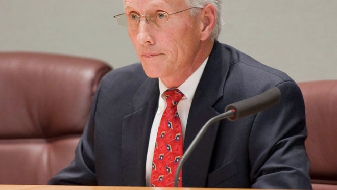 Greenville County Administrator Joseph Kernell  in a 2009 photo.