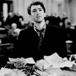 """Jimmy Stewart's character takes on the political power structure in the 1939 movie """"Mr. Smith Goes to Washington."""""""