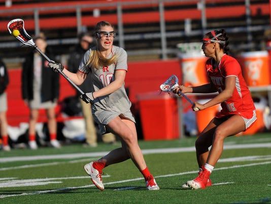NCAA Womens Lacrosse: Stony Brook vs Rutgers
