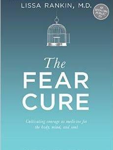 """Lissa Rankin's book, """"The Fear Book"""""""